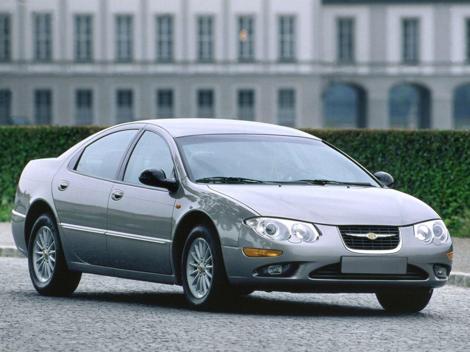 Chrysler 300M 2003 wallpaper