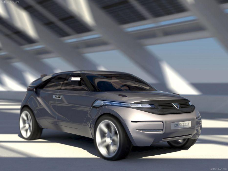 Dacia Duster Concept 2009 wallpaper