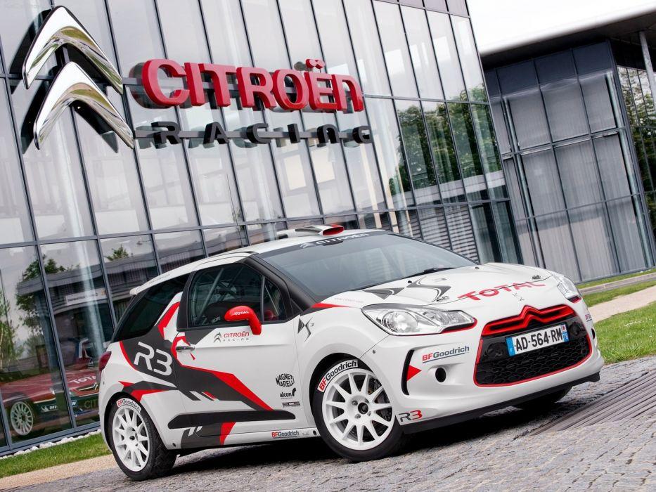 Citroen DS3 R3 2011 wallpaper