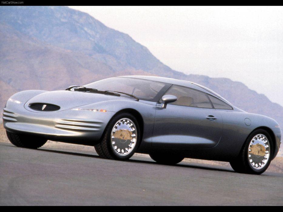 Chrysler Thunderbolt Concept 1993 wallpaper