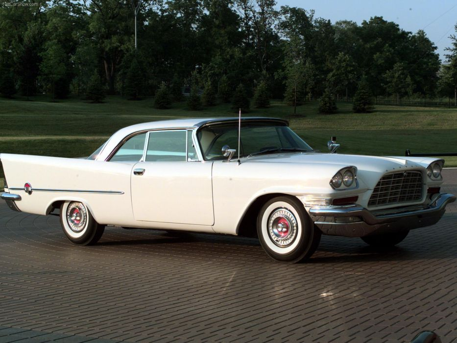 Chrysler 300C 1957 wallpaper