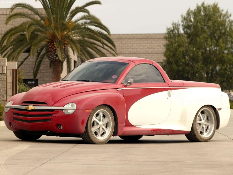 Chevrolet SOCAL SSR Bonneville Salt Flats 2005 wallpaper