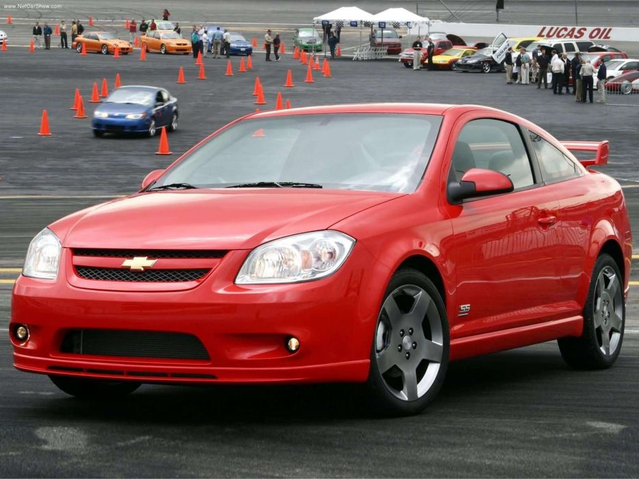 Chevrolet Cobalt SS Supercharged Coupe 2005 wallpaper
