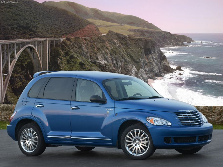 Chrysler PT Street Cruiser Pacific Coast Highway 2007 wallpaper
