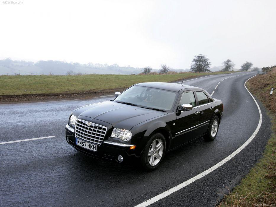 Chrysler 300C UK Version 2008 wallpaper