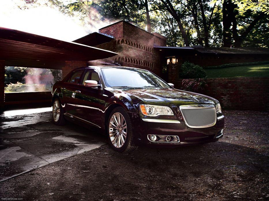 Chrysler 300 Luxury Series 2012 wallpaper