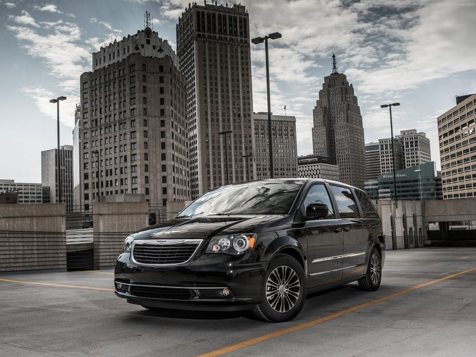 Chrysler Town and Country S 2013 wallpaper