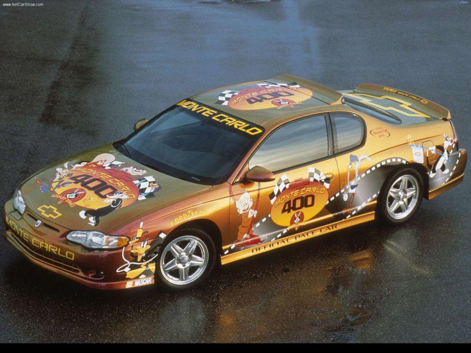 Chevrolet Monte Carlo Looney Tunes 2001 wallpaper