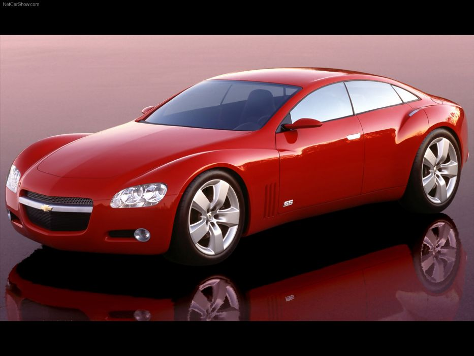 Chevrolet SS Concept 2003 wallpaper