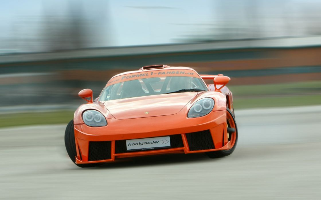 Porsche cars supercars Porsche Carrera GT wallpaper