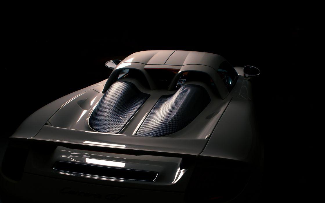 cars Porsche Carrera GT wallpaper