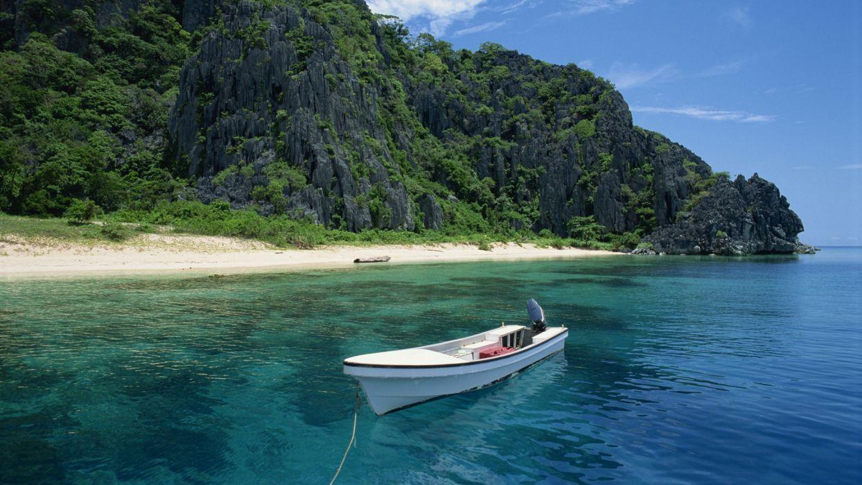 Philippines islands wallpaper