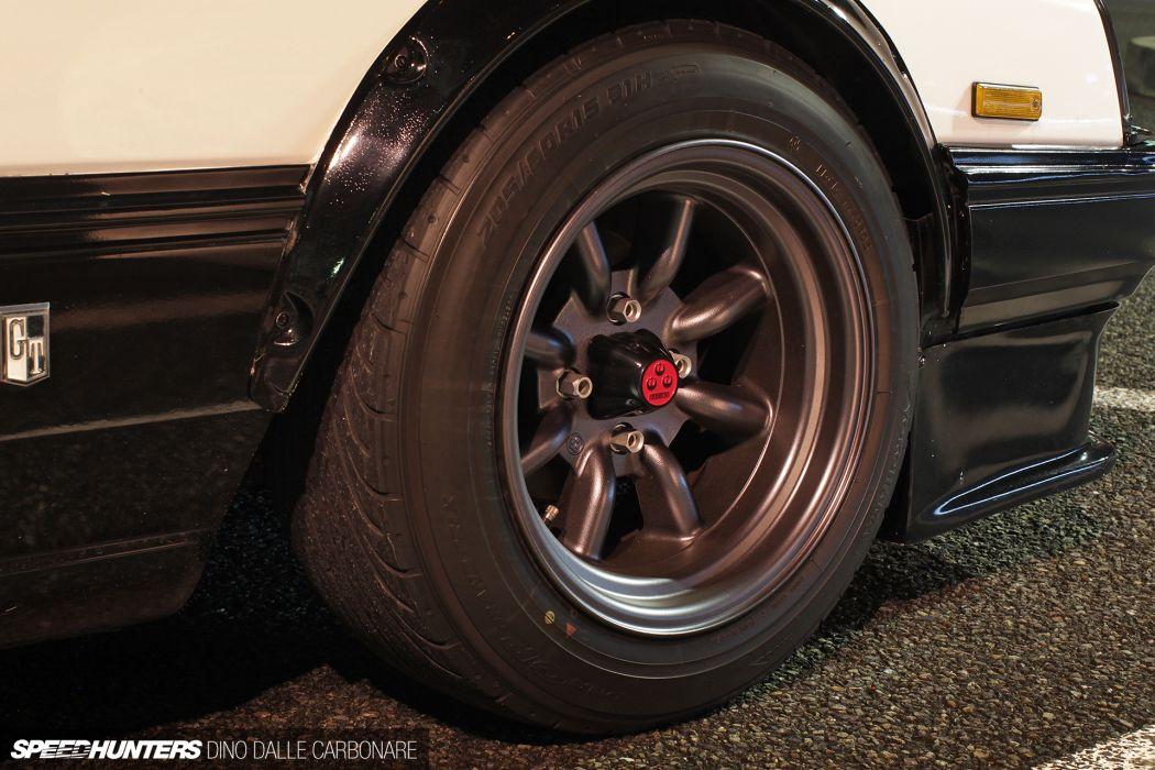 Nissan Skyline drift tuning wheel     f wallpaper