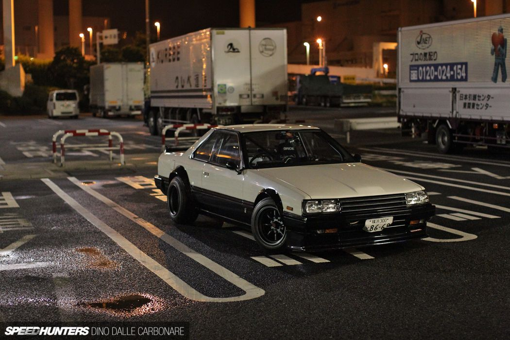 Nissan Skyline drift tuning  e wallpaper