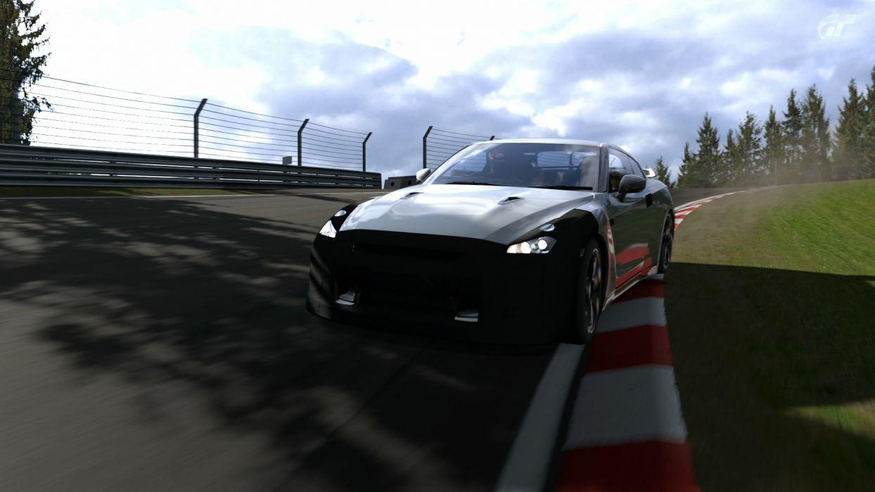 cars Gran Turismo 5 Playstation 3 NAIA wallpaper