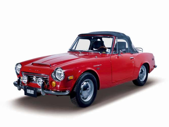DATSUN 1600 Roadster (9) wallpaper