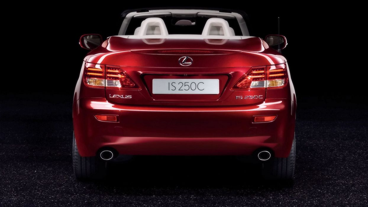 cars Lexus vehicles red cars wallpaper