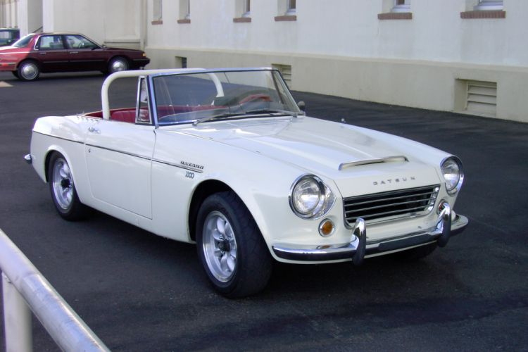 DATSUN 1600 Roadster (17) wallpaper