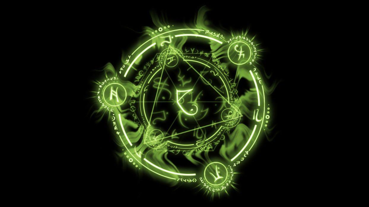 abstract magic Warcraft wallpaper