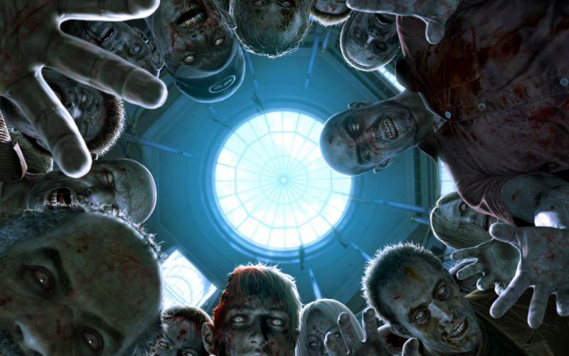 zombies wallpaper
