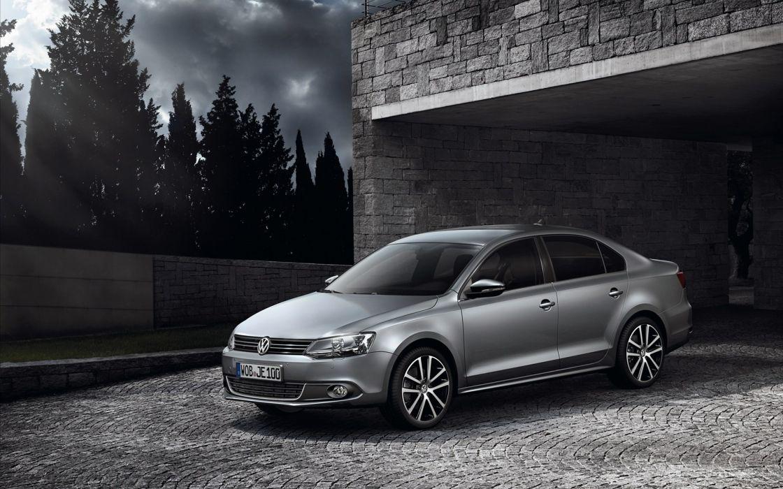 cars  Volkswagen Jetta wallpaper