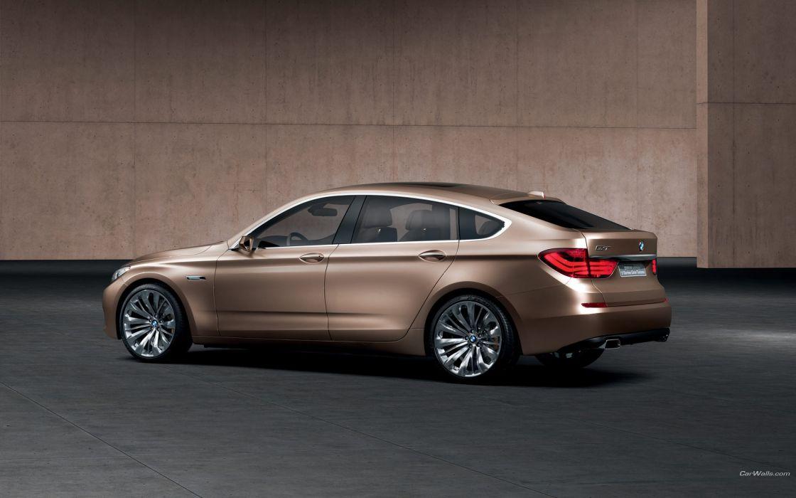 cars BMW 5 GT wallpaper