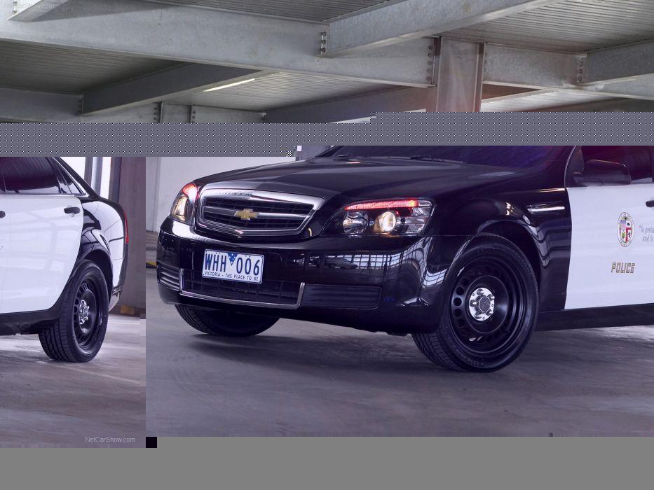 Chevrolet Caprice Police Patrol Vehicle 2011 wallpaper