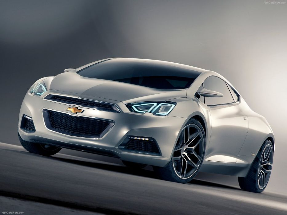 Chevrolet Tru 140S Concept 2012 wallpaper