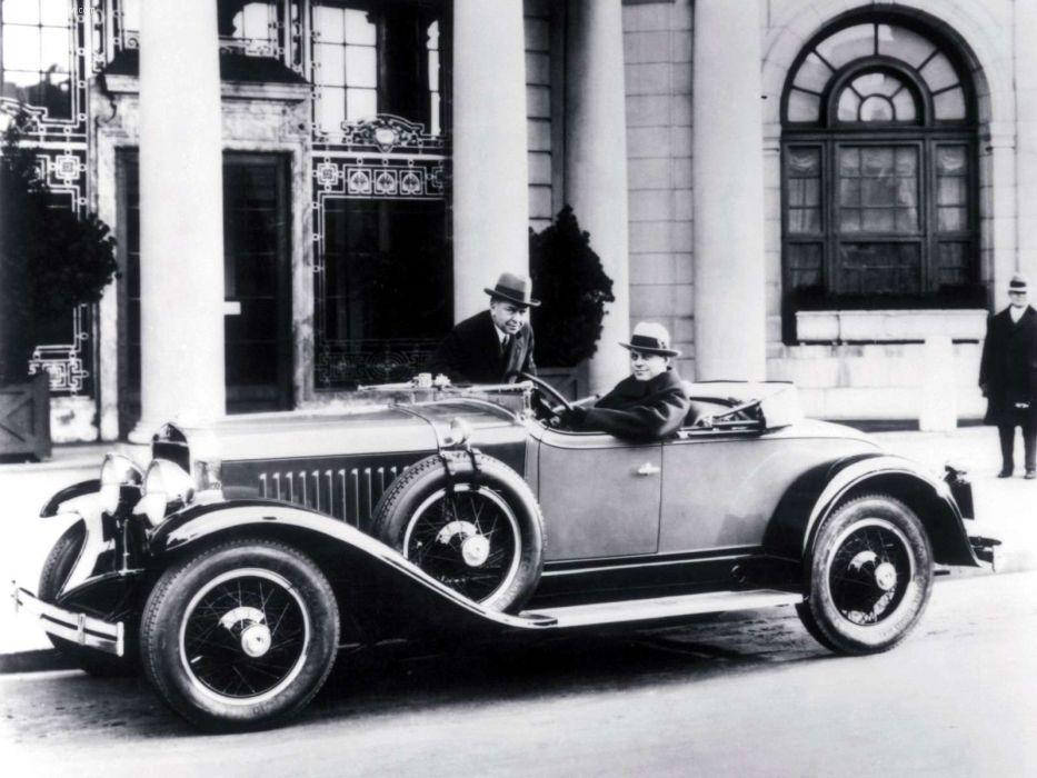 Cadillac LaSalle 1927 wallpaper