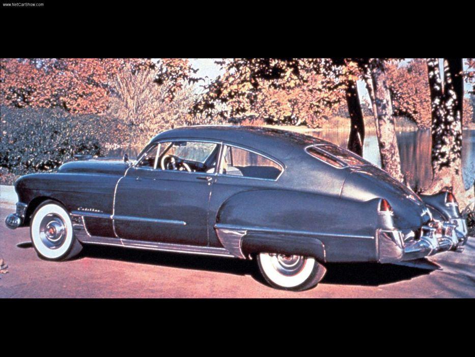 Cadillac Coach 2-Door 1948 wallpaper
