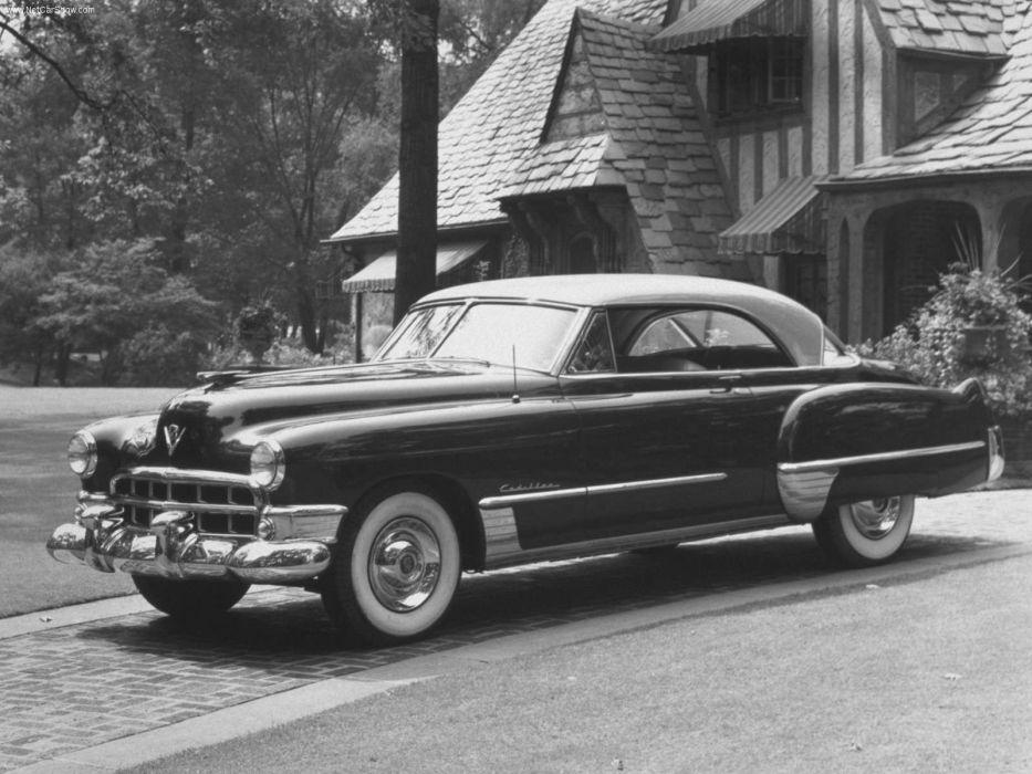 Cadillac DeVille Coupe 1949 wallpaper
