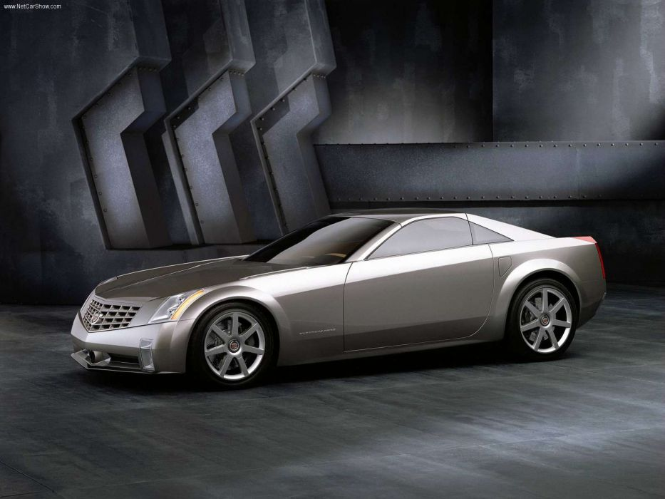 Cadillac Evoq Concept 1999 wallpaper