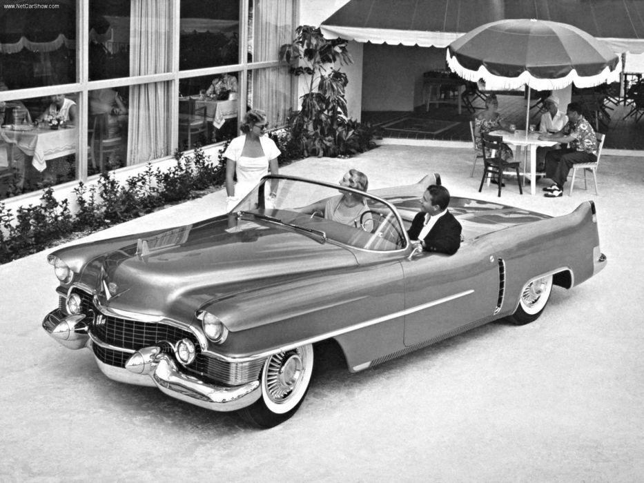 Cadillac Le Mans Concept 1953 wallpaper