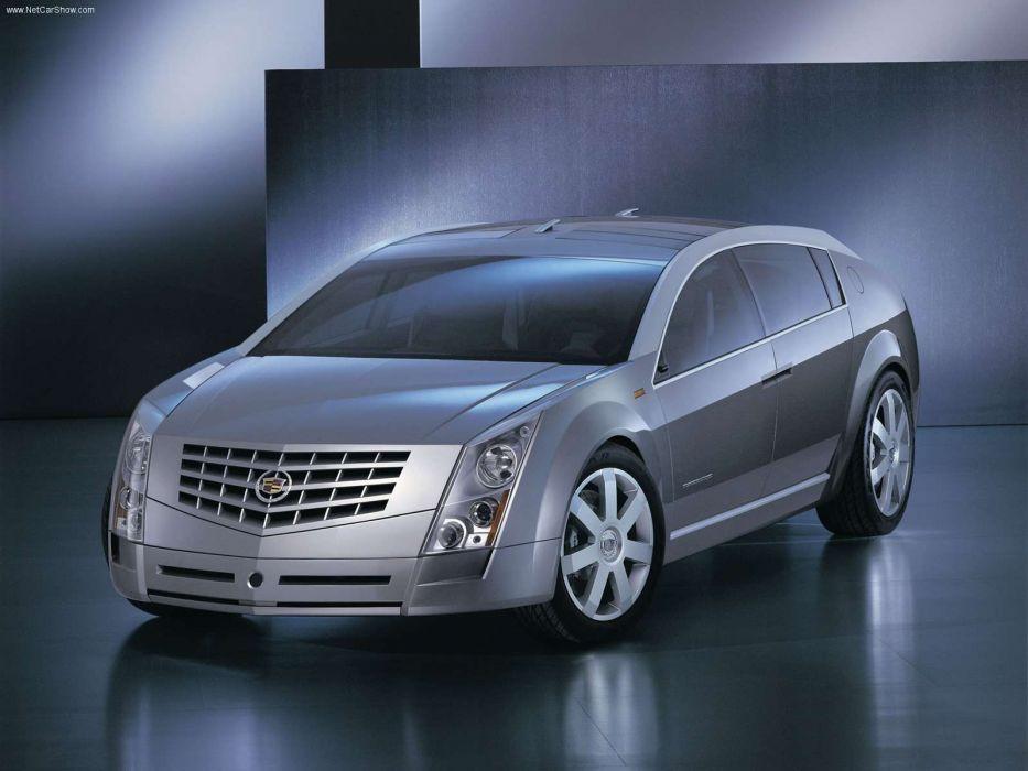 Cadillac Imaj Concept 2000 wallpaper