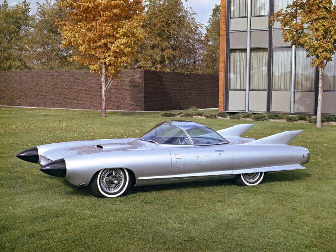 Cadillac Cyclone Concept 1959 wallpaper