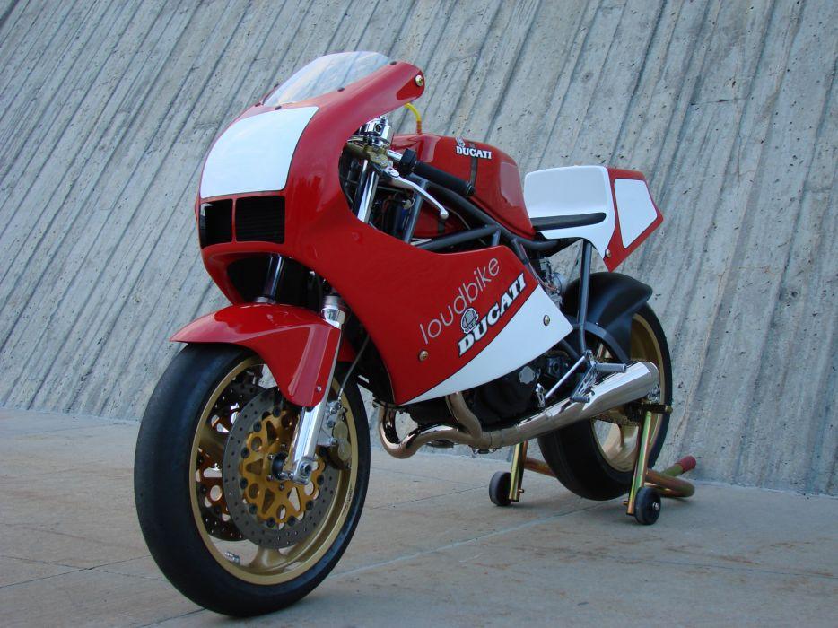 Ducati 750 formula f-1  e wallpaper