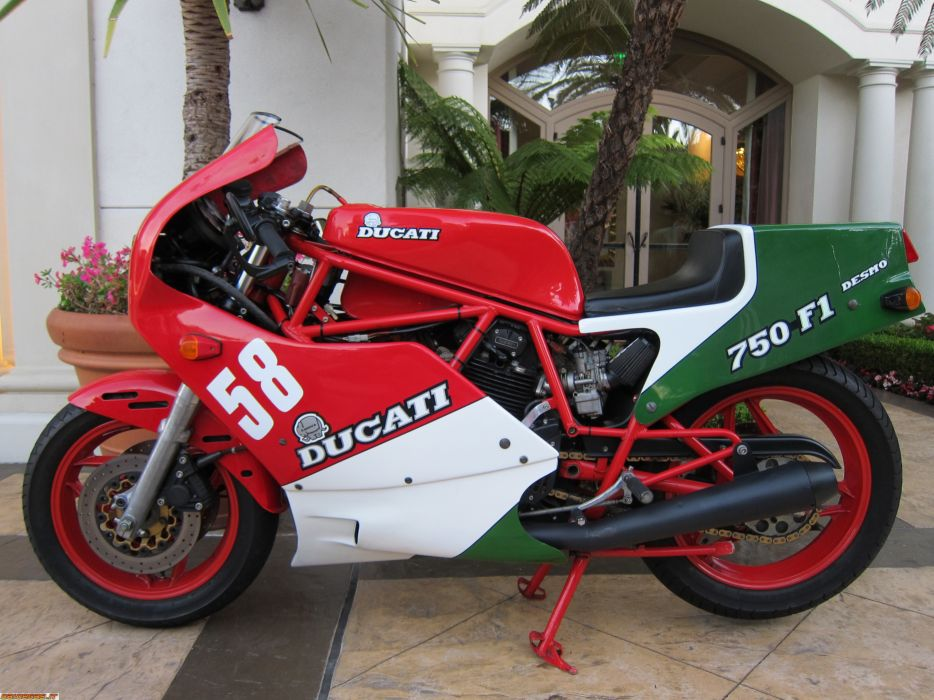 Ducati 750 formula f-1 (5) wallpaper