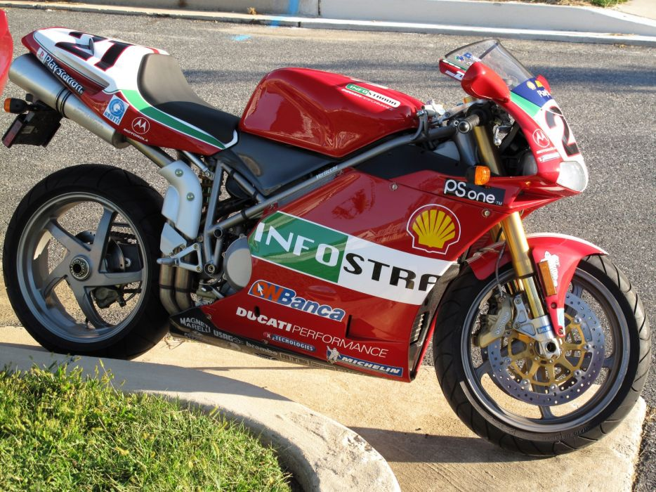 Ducati 750 formula f-1 wallpaper
