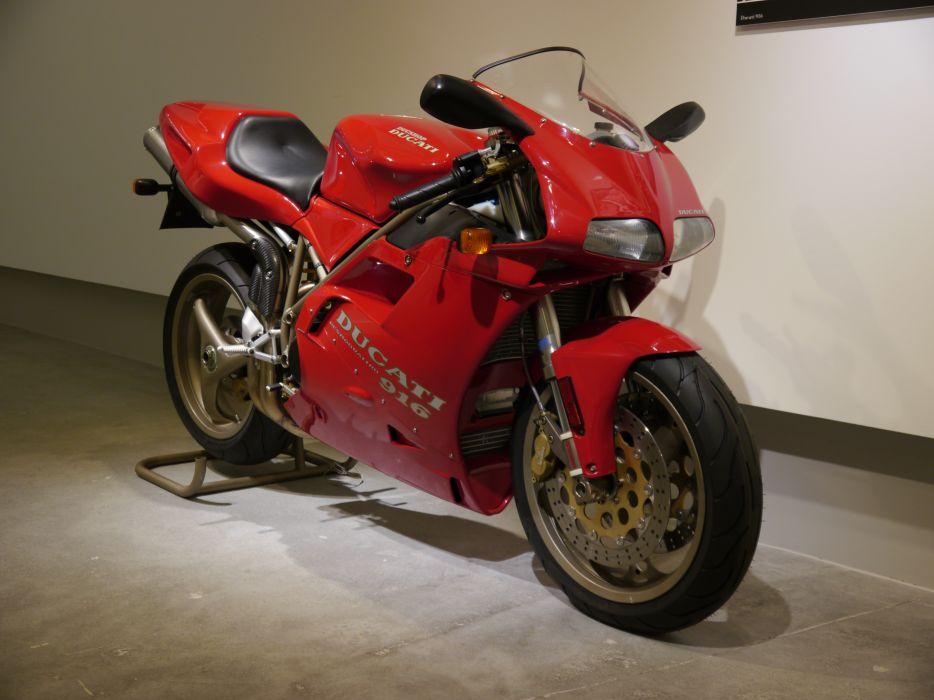 Ducati 916 (2) wallpaper