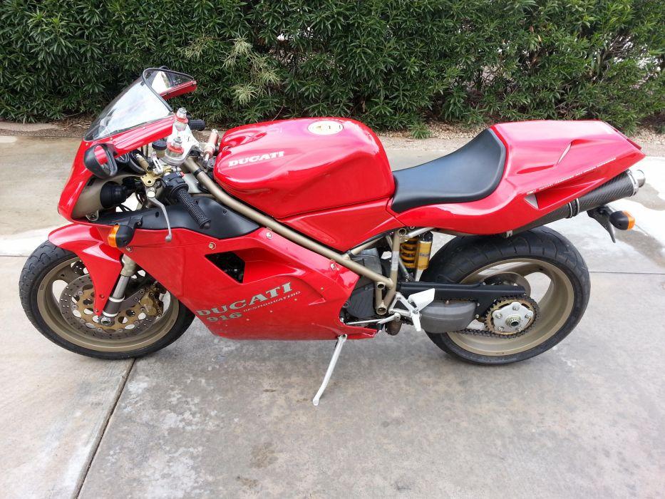 Ducati 916 (6) wallpaper