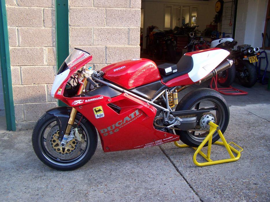 Ducati 916 (10) wallpaper