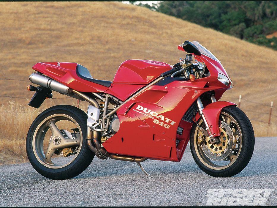 Ducati 916 (11) wallpaper