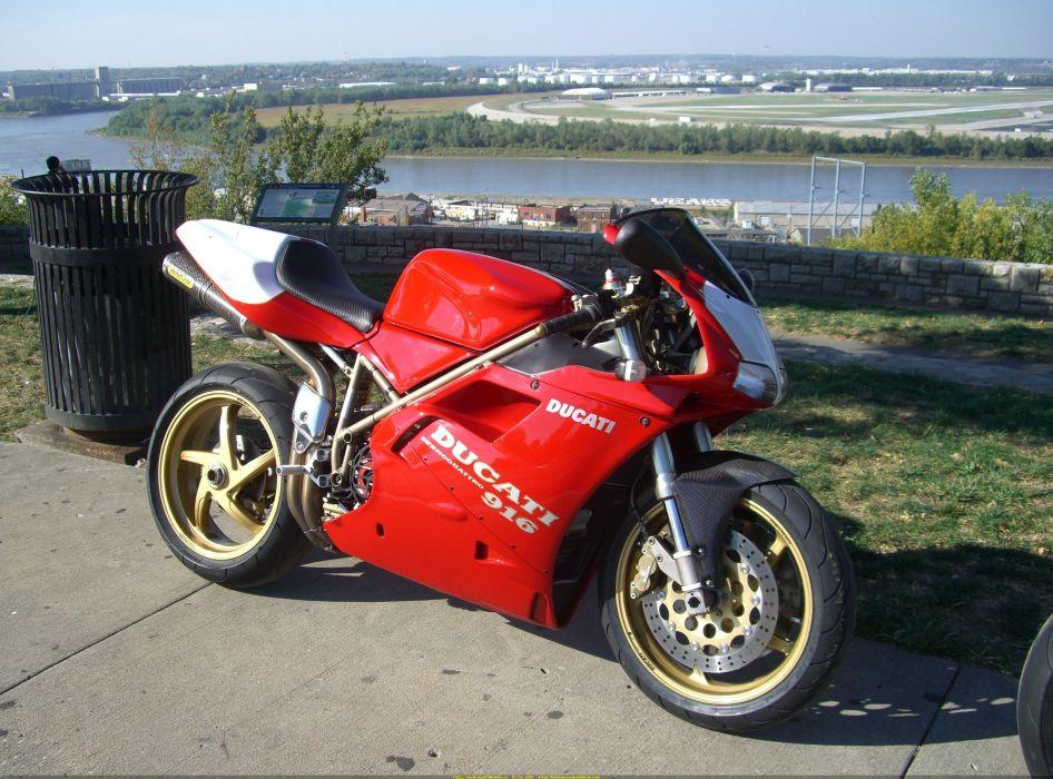 Ducati 916 (12) wallpaper