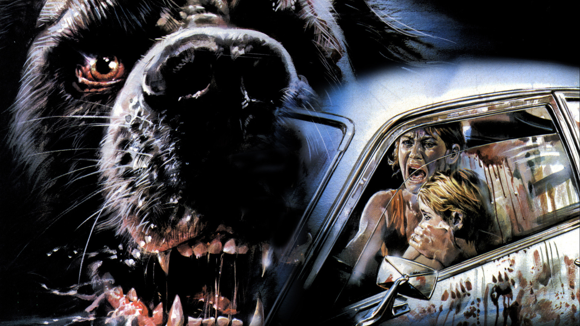 Horror Movie About Killer Dogs