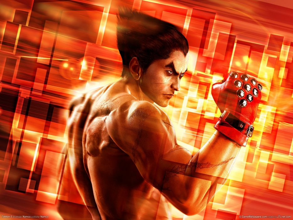 TEKKEN warrior   da wallpaper