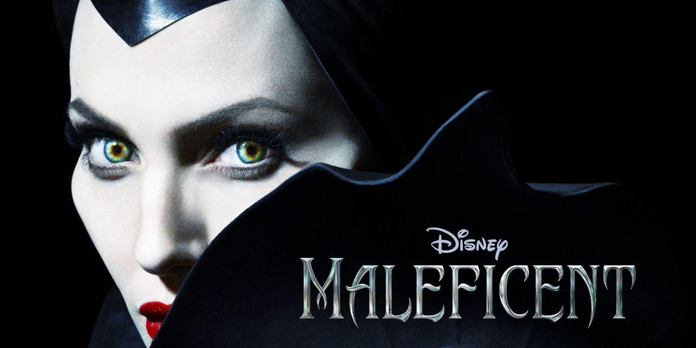 MALEFICENT fantasy disney angelina jolie poster  f wallpaper