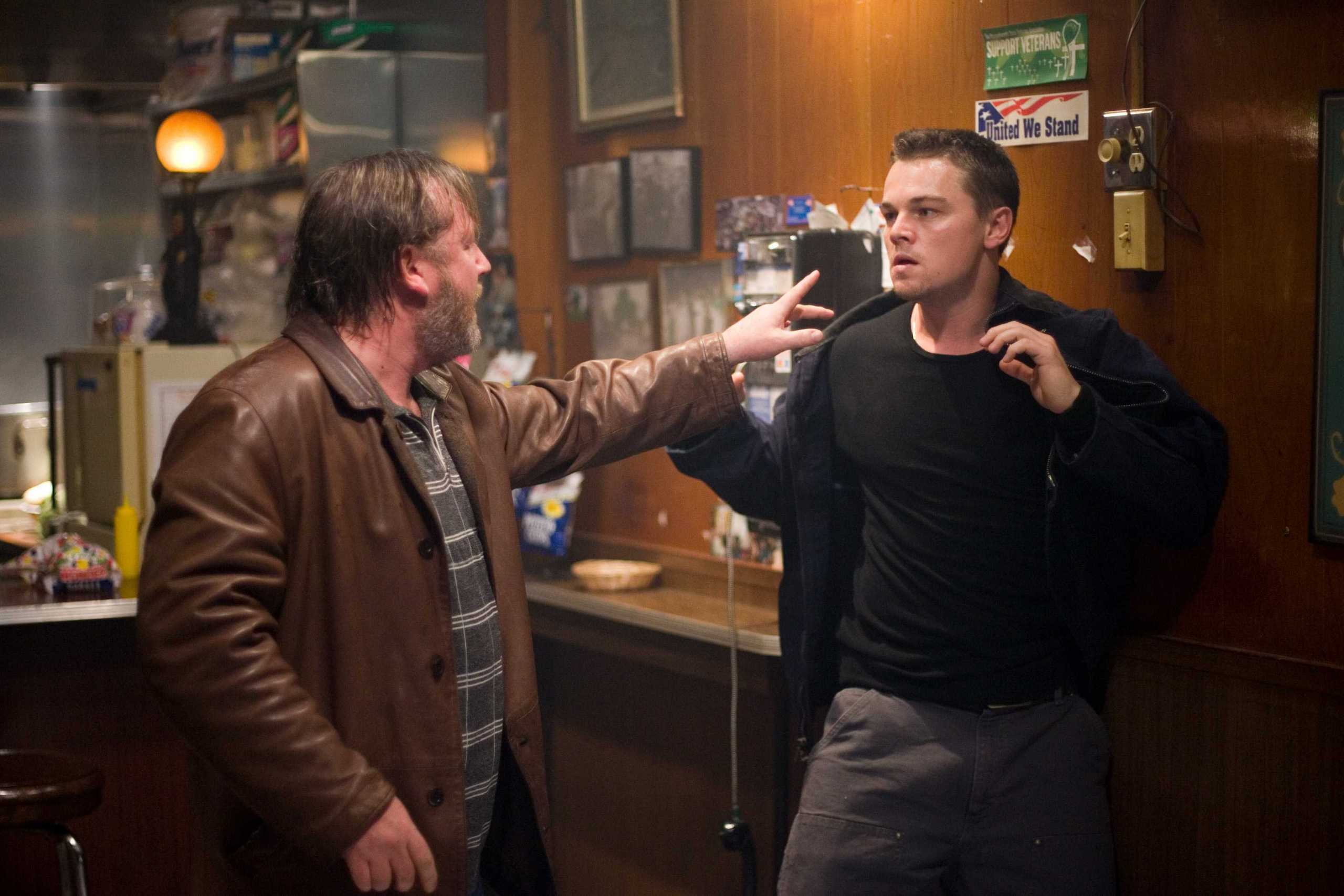 THE DEPARTED crime thr...