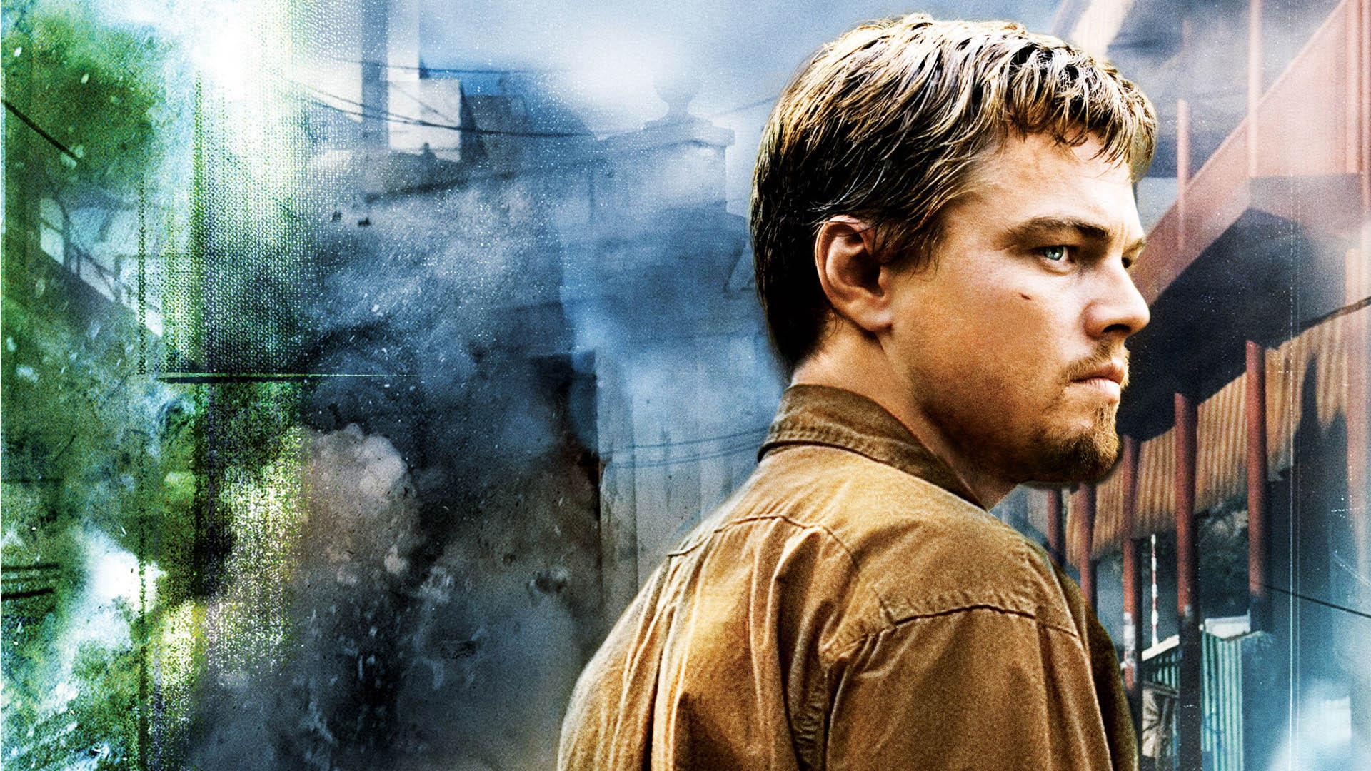 """political review of blood diamond The makers of """"blood diamond,"""" an exceptionally foolish thriller starring a most excellent leonardo dicaprio, want you to know there may be blood on your hands, specifically your wedding."""