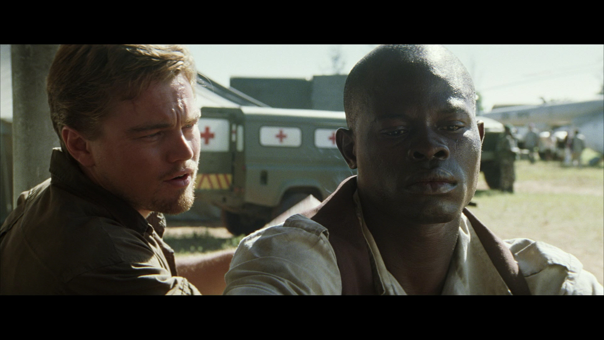 Political review of blood diamond
