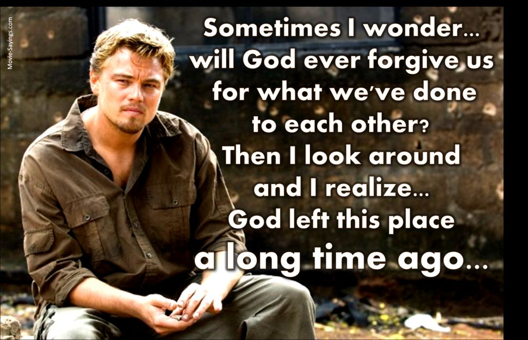 BLOOD DIAMOND political war thriller adventure drama dicaprio leonardo poster    g wallpaper